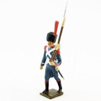 fantassin du 25e régiment d'Infanterie légère