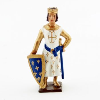 Louis IX (St Louis) (1214-1226-1270)