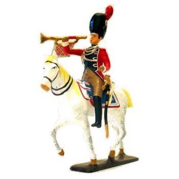 trompette des Gendarmes d'élite