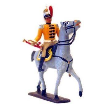 trompette du 12ème Régiment de Cuirassiers