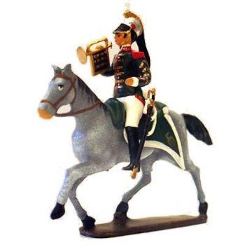 Brigadier Trompette-major du 6e Régiment de Cuirassiers