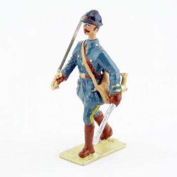 officier de l'Infanterie de ligne Bleu Horizon (collection LG)