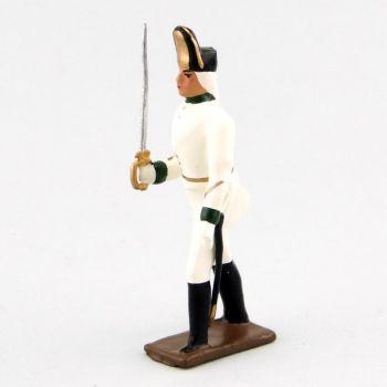 officier de l'infanterie autrichienne (1800)