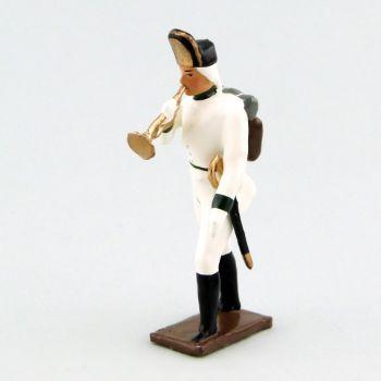 clairon de l'infanterie autrichienne (1800)