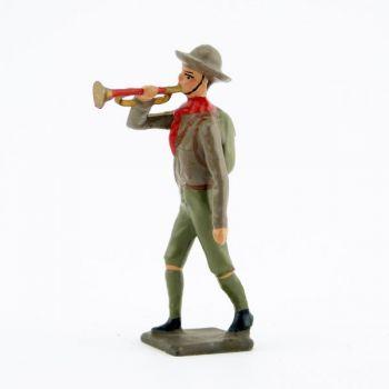 Scout trompette