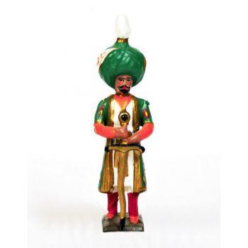 Saladin (1137-1193), sultan d'Egypte et de Syrie, adversaire de Richard C?ur de