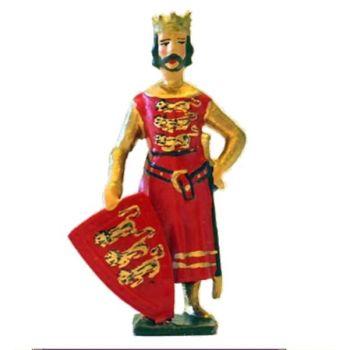 Richard Coeur de Lion (Richard Ier d'Angleterre, dit) (1157-1199)