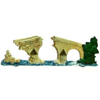 pont en ruines