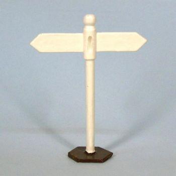 poteau indicateur (2 directions)