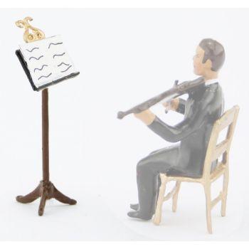 pupitre de musicien