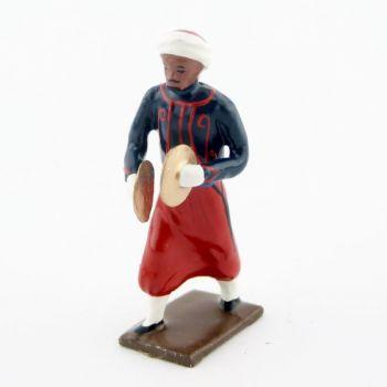 cymbalier de la musique du 1er rgt de zouaves
