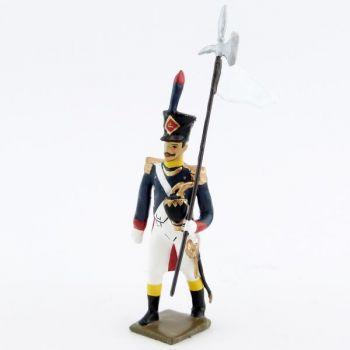 3e porte-aigle des voltigeurs de la garde (1812)