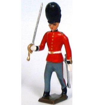 Officier des Gardes de la Reine d'Angleterre (Welsh Guards)