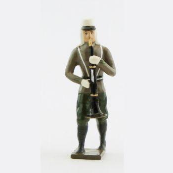Clarinette de la musique de la légion étrangère