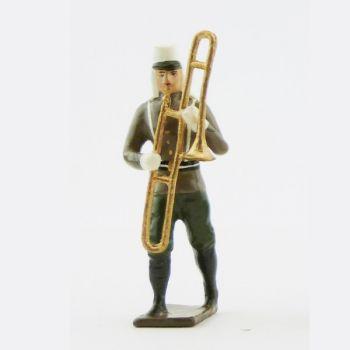 Trombone de la musique de la légion étrangère