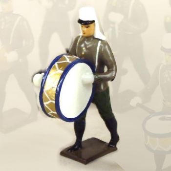 Grosse Caisse de la musique de la légion étrangère