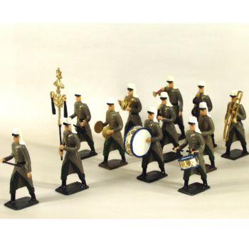 Trompette de la musique de la légion étrangère