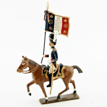 etendard des grenadiers de la garde à cheval (1809)