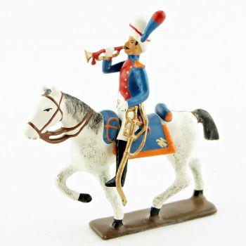 trompette des grenadiers de la garde à cheval (1809)