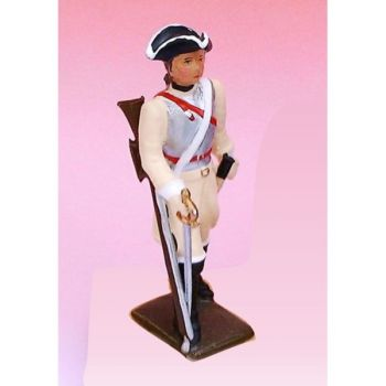Conde Cavalerie (1745) - figurine à pied