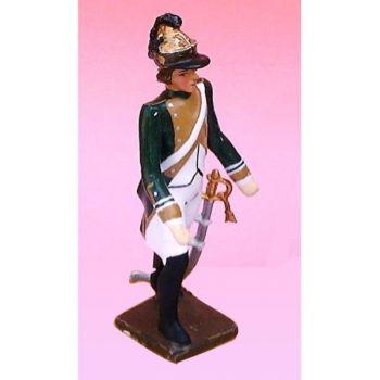 Conde Dragons (1776) - figurine à pied