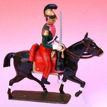Dragons Du Doubs (1823) - figurine à cheval