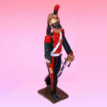 2e Rgt De Dragons (1830-1852) - figurine à pied