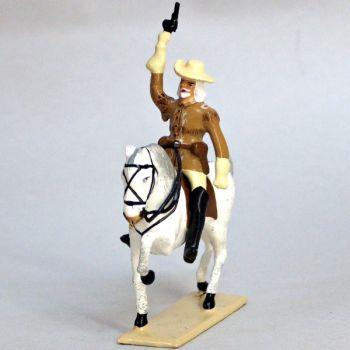 Buffalo Bill à cheval