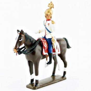 Kaiser Guillaume II à cheval