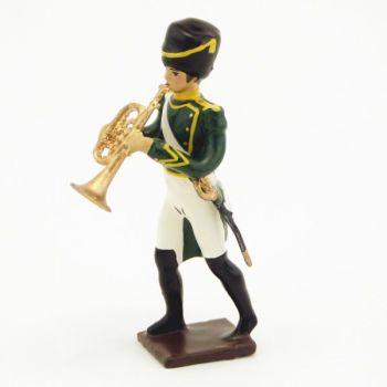 trompette de la musique des pupilles de la garde (1811)