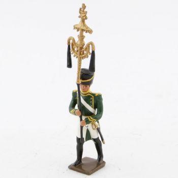 chapeau-chinois de la musique des pupilles de la garde (1811)