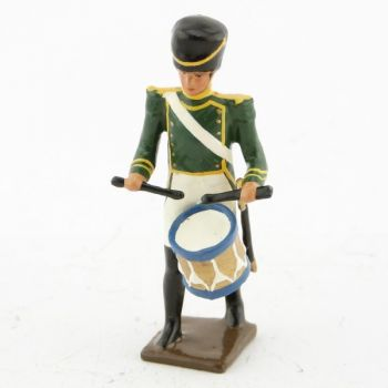 caisse roulante (tambour) de la musique des pupilles de la garde (1811)