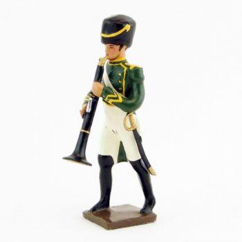 clarinettiste de la musique des pupilles de la garde (1811)