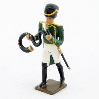 serpent de la musique des pupilles de la garde (1811)