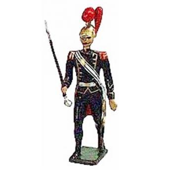 Tambour-Major du Génie de la Garde (0032 Mus-013)