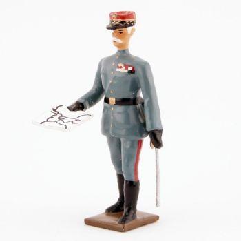 Maréchal Foch (1851-1929), héros de la Première Guerre Mondiale