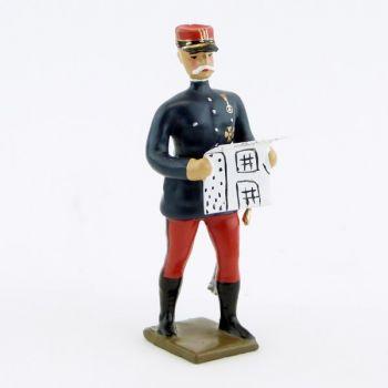 Maréchal Gallieni (1849-1916), héros de la Première Guerre Mondiale