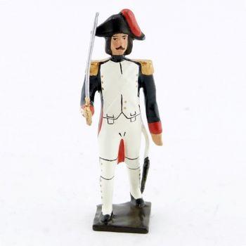 officier de l'infanterie campagne d'Egypte (1799)