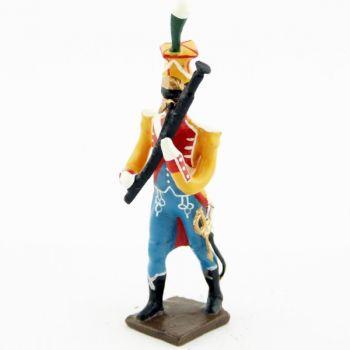 basson de la musique des chasseurs du 17e rgt d'infanterie (1809)