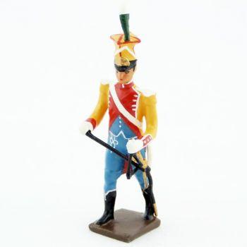 triangle de la musique des chasseurs du 17e rgt d'infanterie (1809)