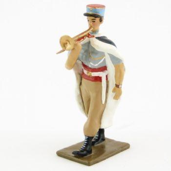 clairon du 1er régiment de spahis