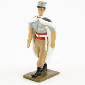officier du 1er régiment de spahis (manches courtes)