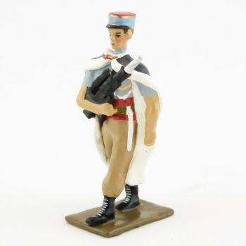 fantassin du 1er régiment de spahis (manches courtes)