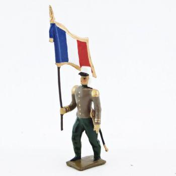 drapeau de la légion étrangère en tunique
