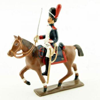 cavalier des grenadiers de la garde à cheval (1809)