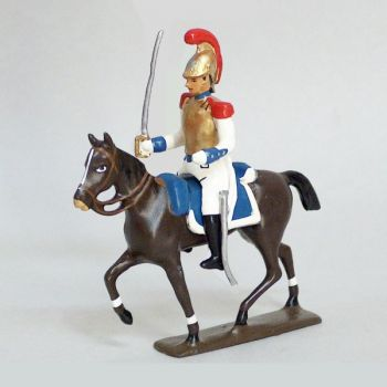 cavalier des carabiniers à cheval (1812)