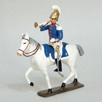 trompette des carabiniers à cheval (1812)