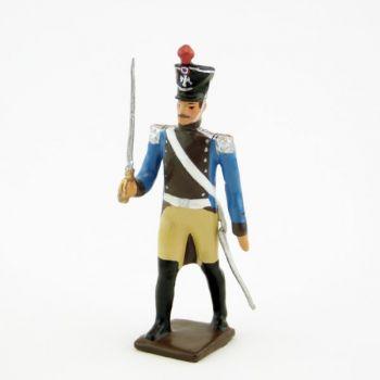 officier du régiment du Train