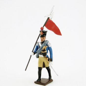 2e porte-aigle du régiment du Train