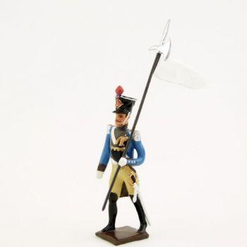 3e porte-aigle du régiment du Train